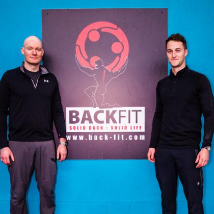 backfit back neck pain rehabilitation
